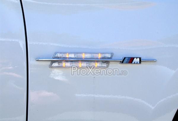 Semnalizari cu leduri BMW Seria 1 E87