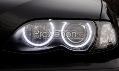 Angel Eyes Led SMD Ver.1 BMW Seria 3 E46 (4 usi) (1998-2004)
