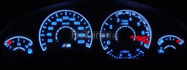 Ceasuri plasma BMW Seria 3 E36 (1992-1998) – modelul nr.3
