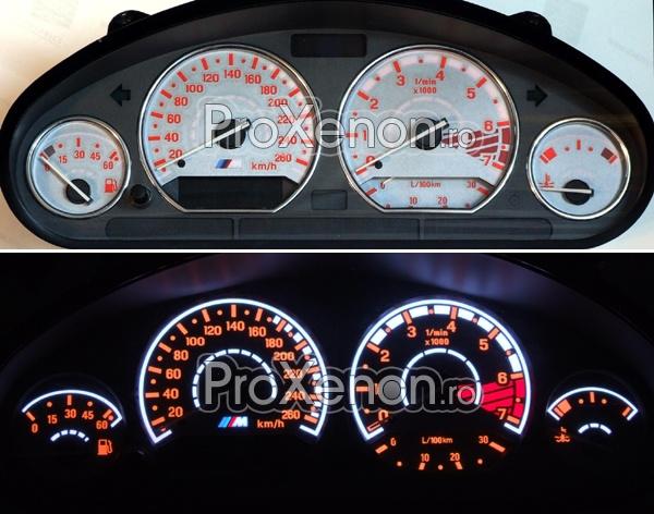 Ceasuri plasma BMW Seria 3 E36 (1992-1998) – modelul nr.4
