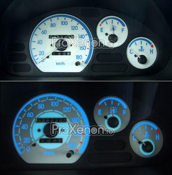 Ceasuri plasma Daewoo Matiz – modelul nr.1
