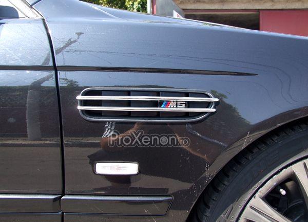 Grile aripa cromate BMW Seria 5 E39