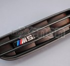 Grile aripa negre BMW Seria 5 E60