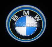 Led Laser Logo BMW