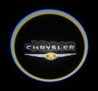 Led Laser Logo Chrysler