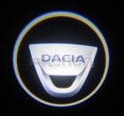 Led Laser Logo Dacia