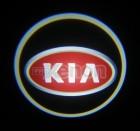 Led Laser Logo Kia