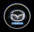 Led Laser Logo Mazda