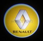 Led Laser Logo Renault