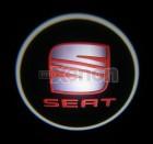 Led Laser Logo Seat