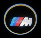 Led Laser Logo BMW ///M