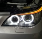 Angel Eyes Led SMD BMW Seria 5 E60 (2007-2010)