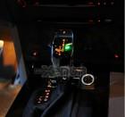 Schimbator viteza cu leduri BMW Seria 1 E87